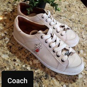 COACH Disney shoes